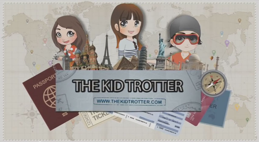 Origins of The Kid Trotter Video Series